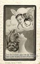 fan001259 - Fantasy Postcard Post Card