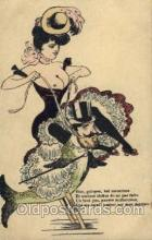 fan001299 - Fantasy Postcard Post Card