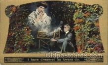 fan001324 - Fantasy Postcard Post Card