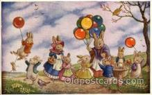 fan001364 - PK 197 Artist Racey Helps Fantasy Postcard Post Card