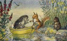 fan001365 - PK 352 Artist Molly Brett, Fantasy Postcard Post Card