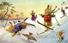 fan001369 - PK 220 Artist Racey Helps Fantasy Postcard Post Card