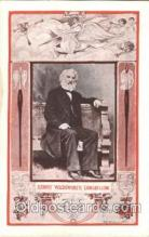 fap001004 - Henry Wadsworth Longfellow Famous American Series, Postcard Post Card