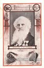 fap001006 - Samuel F.B. Morse Famous American Series, Postcard Post Card