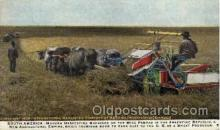 far001032 - International Harvester Company of America, Farming Postcard Post Card