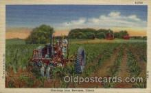 far001056 - Kewanee, Illinois Farming Postcard Post Card