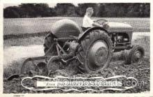 far001081 - Ford Ferguson System Farming Postcard Post Card