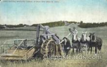 far001099 - National Harvester Combine Farming, Farm, Farmer, Postcard Postcards