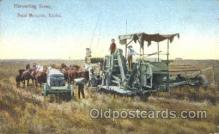 far001103 - Idaho Farming, Farm, Farmer, Postcard Postcards