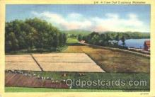 far001113 - Cranberries Farm Farming, Farm, Farmer, Postcard Postcards