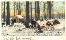 far001143 - Camp vermont Farming, Farm, Farmer, Postcard Postcards