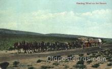 far001146 - Desert Farming, Farm, Farmer, Postcard Postcards