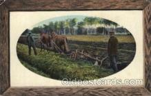 far001227 - Farming, Farm, Farmer, Postcard Postcards