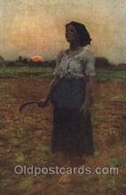 far001273 - Farming, Farm, Farmer, Postcard Postcards