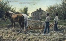 far001329 - Farming Old Vintage Antique Postcard Post Card