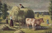 far001331 - Farming Old Vintage Antique Postcard Post Card