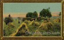 far001338 - Farming Old Vintage Antique Postcard Post Card