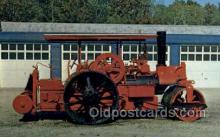 far001364 - Buffalo Springfield Steam Roller Farming Old Vintage Antique Postcard Post Card