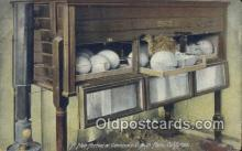 far001387 - New Arrival, Cawston's Ostrich Farm Farming Postcard Post Card