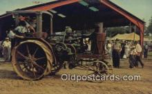 far001419 - Amish Man & Boys Farming Postcard Post Card