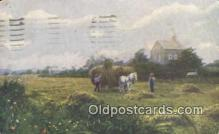 far001423 - Farming Postcard Post Card