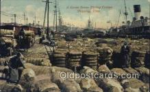 far001443 - Cotton Shipping Time Farming Postcard Post Card