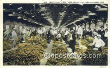 far001550 - Souterhn Loose Leaf Tobacco Warehouse Farming Postcard Post Card