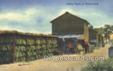 far001553 - Curing Barns Farming Postcard Post Card
