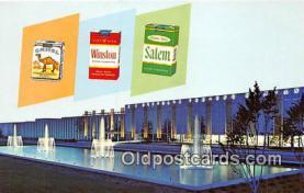 far001567 - Whitaker Park, RJ Reynolds Tobacco Company Winston Salem, NC, USA Postcards Post Cards Old Vintage Antique