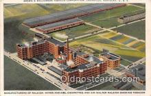 far001571 - Manufacturers of Raleigh, Wings & Kool Cigarettes Louisville, Kentucky, USA Postcards Post Cards Old Vintage Antique