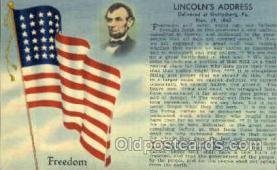 fgs001008 - Flag, Flags Postcard Post Card