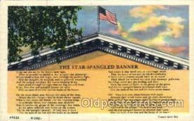 fgs001015 - Flag, Flags Postcard Post Card