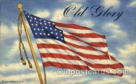 fgs001017 - Flag, Flags Postcard Post Card