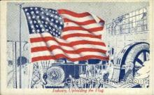 fgs001022 - Flag, Flags Postcard Post Card