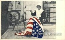fgs001025 - Flag, Flags Postcard Post Card
