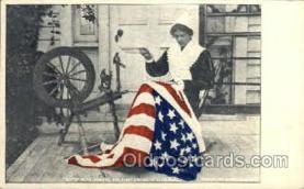 fgs001025 - Flag, Flags Postcard Post Card