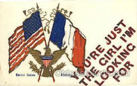 fgs001027 - Flag, Flags Postcard Post Card