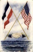 fgs001034 - Flag, Flags Postcard Post Card