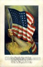 fgs001037 - Flag, Flags Postcard Post Card