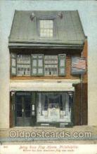 Betsy Ross Flag House
