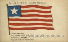 fgs001056 - Flag, Flags Postcard Post Card