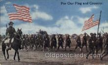 fgs001059 - Flag, Flags Postcard Post Card