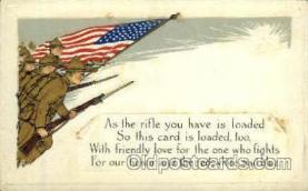 fgs001062 - Flag, Flags Postcard Post Card