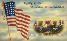 fgs001065 - Flag, Flags Postcard Post Card