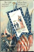 fgs001087 - Flag, Flags, Postcard Post Card