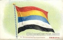 fgs100035 - Chinese Republic Flag, Flags, Postcard Post Card