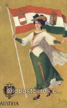 fgs100111 - Artist St. John Austria Postcard Post Card, Carte Postale, Cartolina Postale, Tarjets Postal,  Old Vintage Antique