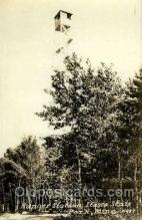 fir001056 - Ranger Station, Itasca State Park Minn.,Minnesota,USAFire Related, Fire Departments Postcard Post Card