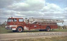 Boyer Aerial, Universal Fire Apparatus Corporation
