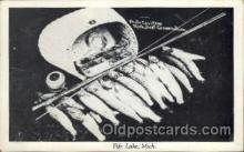 fis001012 - Fishing Postcard Post Card